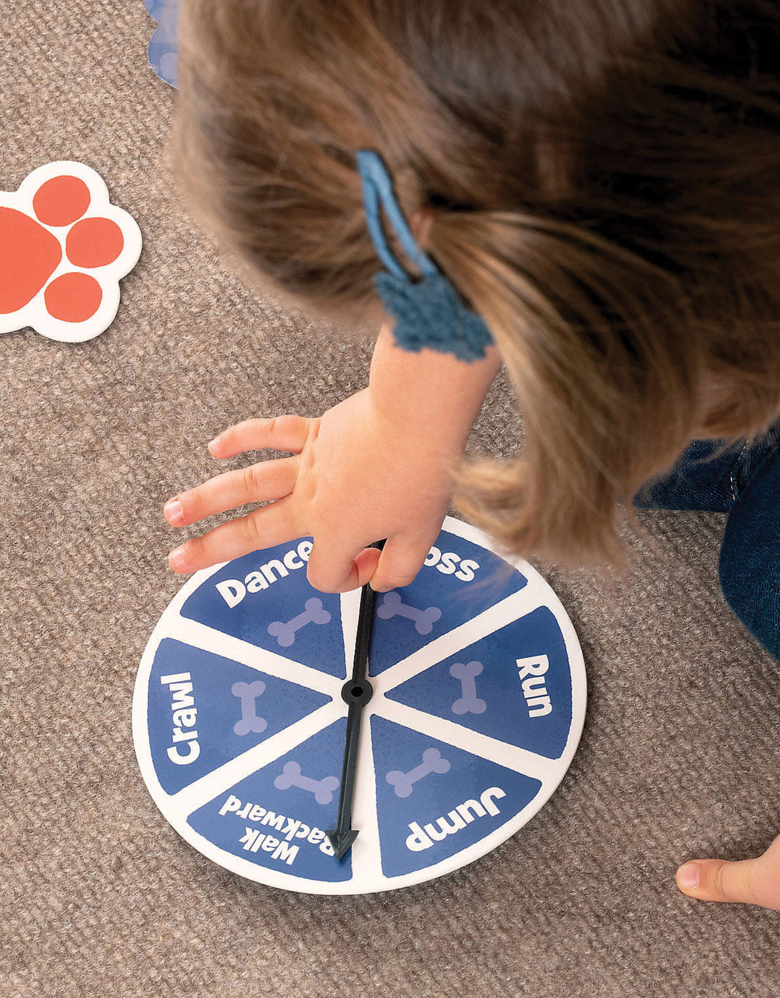 Get Up For Pup Cooperative Game