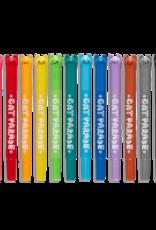Cat Parade Twist-Up Watercolor Gel Crayons - Set of 12