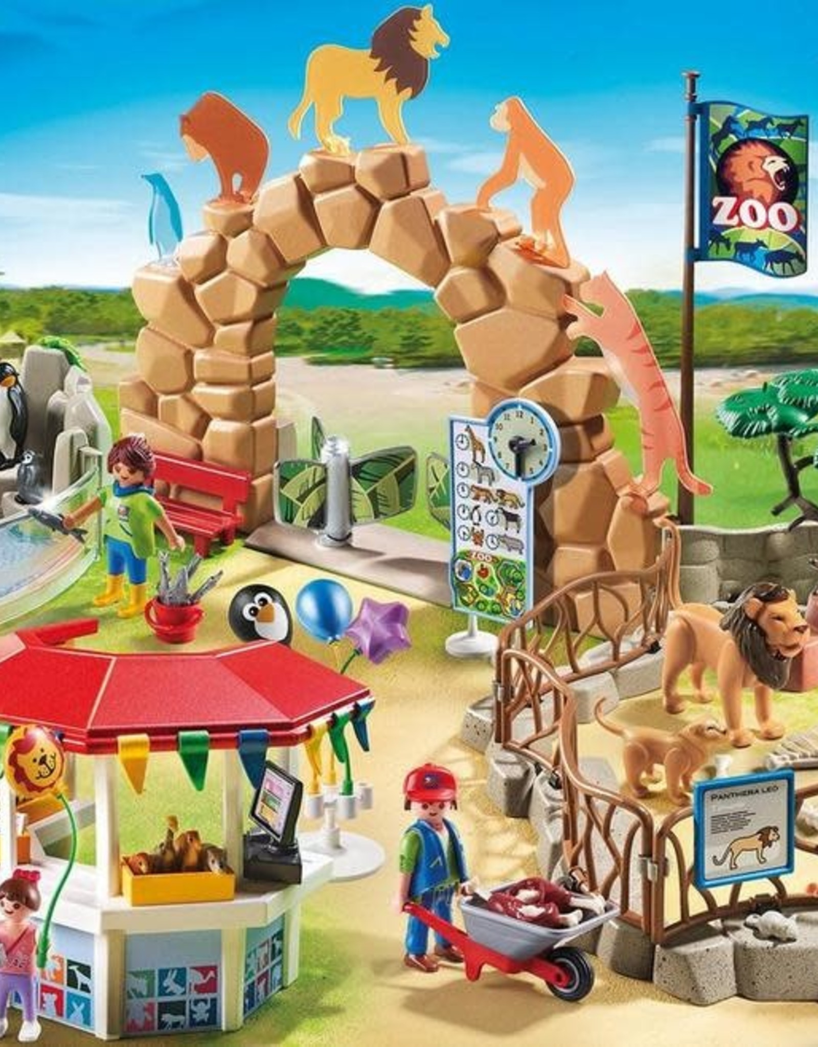 Playmobil® Large City Zoo