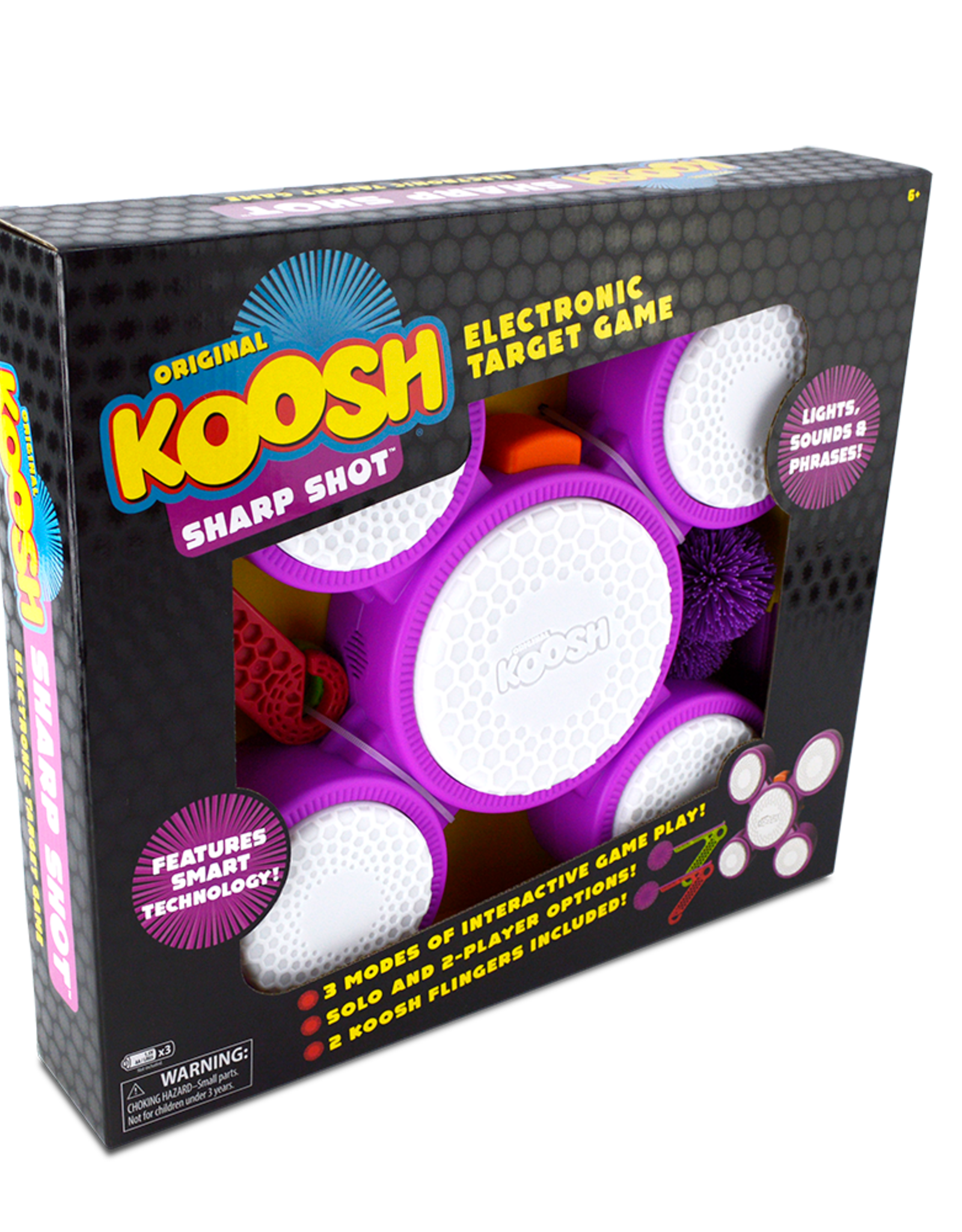 Original Koosh® Sharp Shot™ Game