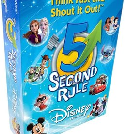 5 Second Rule® Disney® Edition Game