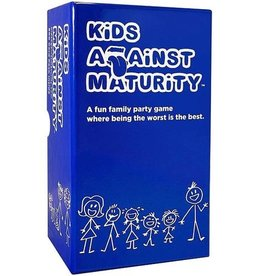 Kids Against Maturity™ Card Game - Illustrated Edition