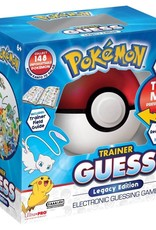 Pokémon Trainer Guess - Legacy Edition - Electronic Guessing Game