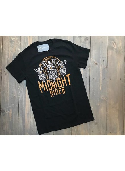 Sibling Rivalry Midnight Rider Tee