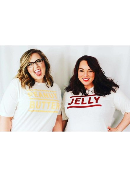 Sibling Rivalry Jelly Graphic Tee