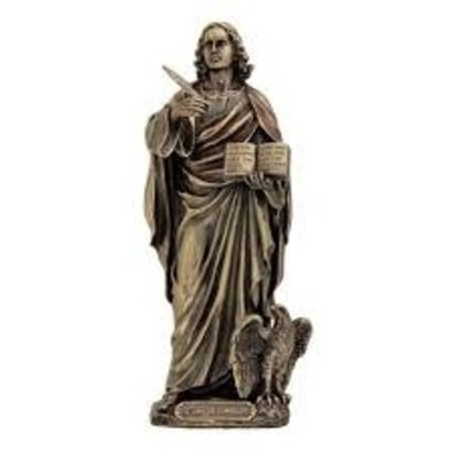 St. John the Evangelist, Cold Cast Bronze