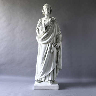 "St. Joseph Statue, Outdoor, 37"""