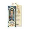 Divine Mercy, Laminated Bookmark W/T