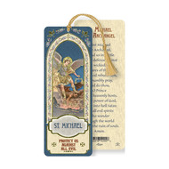 St. Michael, Bookmark W/T