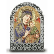 Our Lady of Perpetual Help Easel