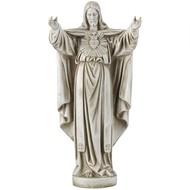 """Jesus Outdoor Statue, 22"""""""