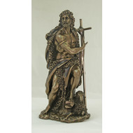 "St. John the Baptist 9.5"" Statue"