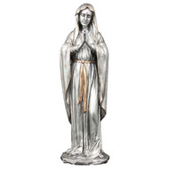 "Praying Virgin 11.75"" Statue"