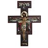 "San Damiano Crucifix, 31"""