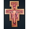 "San Damiano Crucifix, 6"", Made in Italy"