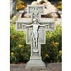 "San Damiano Crucifix, 23 1/2"", Outdoor"