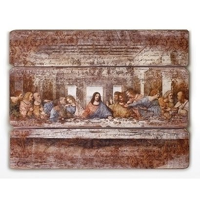 """20.25"""" The Last Supper"""