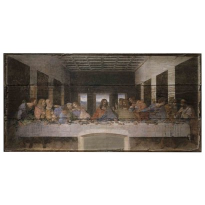 Last Supper, 9x18