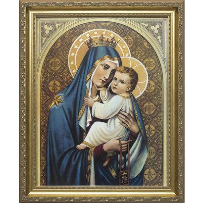 OL of Mount Carmel, Framed Print, 8x10