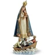 "Our Lady of Charity, Caridad del Cobre, 13"""