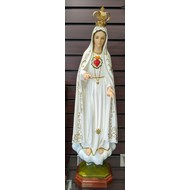 Immaculate Heart of Our Lady of Fatima, 26""