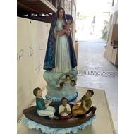 "Our Lady of Charity/Caridad del Cobre, 36"""