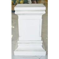 Pedestal, 16x11x24