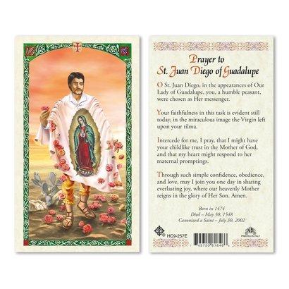 Saint Jaun Diego of Guadalupe