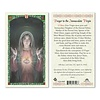Prayer to Immaculate Virgin Holy Card