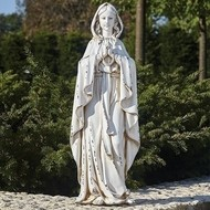 Our Lady of Lourdes, 23""