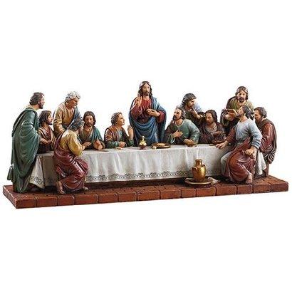 Last Supper, 15.5 x 6.25