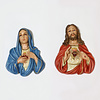 "Sacred Heart of Jesus, Plaque, 12"""
