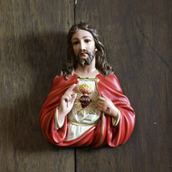 "Sacred Heart of Jesus, 12"", NO COLOR"