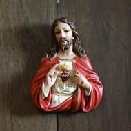 "Sacred Heart of Jesus, 12"", NO COLOR"
