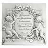"""Gather Here with Grateful Hearts"" Wall Plaque, 14.5 x 14.5"