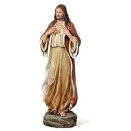 Sacred Heart of Jesus, 14""
