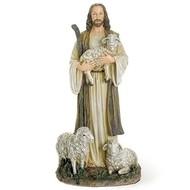 "Jesus the Good Shepherd, 12"""