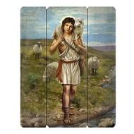 Jesus the Good Shepherd, 12x15
