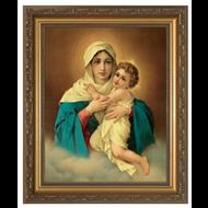 Schoenstatt Madonna, Canvas, 30x40