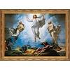 Transfiguration (Raphael), Canvas