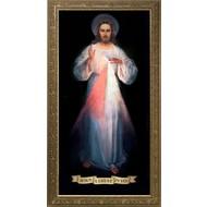 Divine Mercy (Vilnius Original), Canvas, 24x48