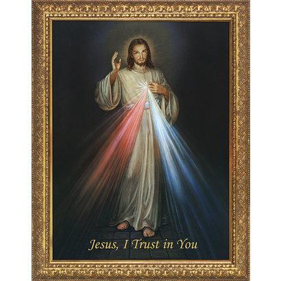 Divine Mercy, 8x10
