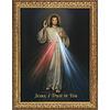 Divine Mercy, 12x16