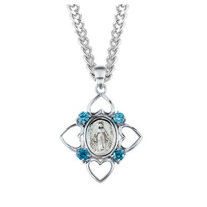 Miraculous Medal, SS