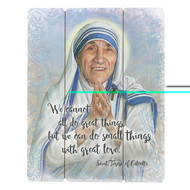 St. Mother Teresa of Calcutta, 12x15