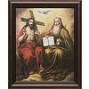 Holy Trinity Framed Print, 8x10