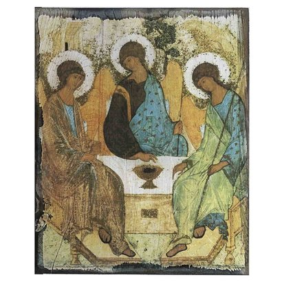 Holy Trinity, 8x10