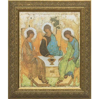 Holy Trinity, Framed Print, 8x10