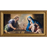 Holy Family (Giordano), 5x10