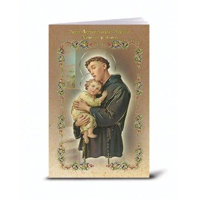 Saint Anthony of Padua Novena and Prayers